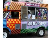Ice Cream Van Hire East Sussex Area