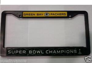 Green-Bay-Packers-License-Plastic-Frame-Super-Bowl-XLV