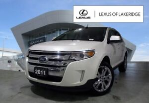 2011 Ford Edge Limited, Awd, No Accidents