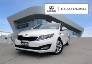 2013 Kia Optima EX, One Owner, No Accidents, Leather, Bluetooth