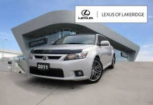 2011 Scion tC 6 Spd Manual! No Accidents, Well maintained!