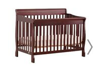 Modena Storkcraft Convertible Crib and Mattress