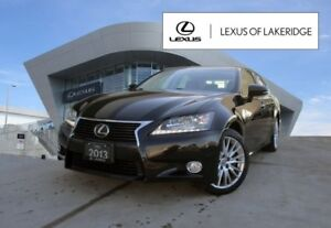 2013 Lexus GS 350 Technology Plus, AWD, No Accidents, Night View