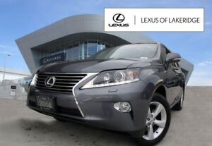 2014 Lexus RX 350 Premium, No Accidents, One Owner, Leather, Sun