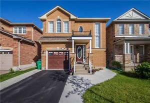 Own 3 Bed Detached bordering Vaughan cls to 427/407 Brampton