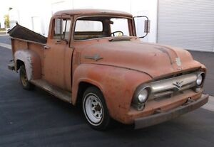 Wanted 1955-56 f100