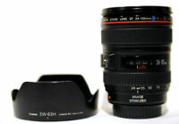 """Canon 24-105 f4 """"L lens"""" with Image Stabilization"""
