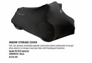 NEW CAN-AM SPYDER INDOOR STORAGE COVER
