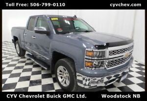 2015 Chevrolet Silverado 1500 LTZ - Leather Bucket Seats & Rear
