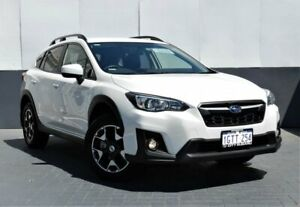2019 Subaru XV G5X MY19 2.0i Lineartronic AWD White 7 Speed Constant Variable Wagon Maddington Gosnells Area Preview