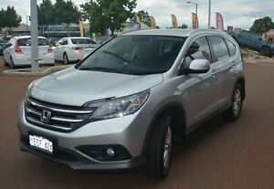 2013 Honda CR-V RM VTi-S 4WD Silver 5 Speed Automatic Wagon Gosnells Gosnells Area Preview