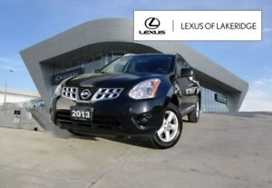2013 Nissan Rogue SV, AWD, No Accidents, One Owner, Sunroof, Blu