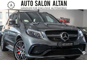 Mercedes-Benz GLE 63 S AMG 4Matic DRIVER´S PACKAGE B&O VOLL