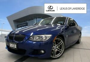 2012 BMW 3 Series 335is, Navigation, Cabriolet, M Sport, Executi