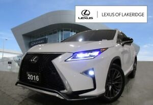 2016 Lexus RX 350 F Sport 2, One Owner, Now Accidents, Navi