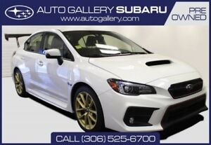 2018 Subaru WRX SPORT-TECH | 268HP BOXER ENGINE | AWD | HARMON K