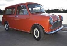 1964 Morris Mini Manual Frenchville Rockhampton City Preview