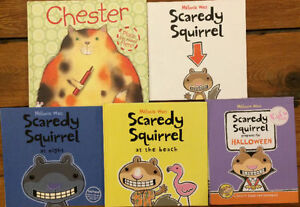 CHESTER & more by MELANIE WATT $4 each for all 5/$15