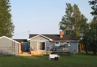1 acre in North Rustico FURNISHED/Ocean view
