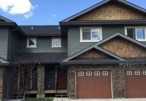 3 bedrooms, 2.5 baths townhouse
