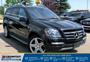 2012 Mercedes Benz GL-Class GL 550 4MATIC Grand Edition