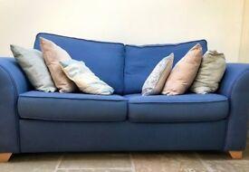 2 Seats DFS Sofa Bed