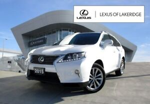 2015 Lexus RX 350 Touring, One Owner, Navigation, Low Kilometers
