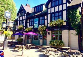 Kitchen Porter - Gregorian Pub (Antic Group) - £8ph.