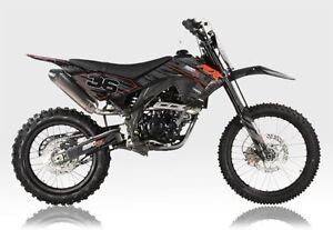 DIRT BIKES 250CC APOLLO 1-800-709-6249