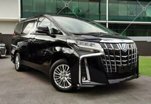 BRAND NEW 2019 TOYOTA ALPHARD LUXURY PEOPLE MOVE!! Applecross Melville Area Preview