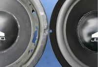Speaker Repairs - D.B Speakers Calgary Alberta