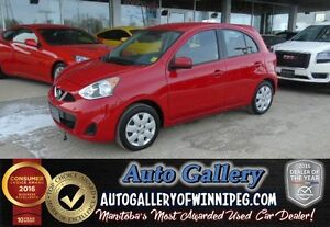 2015 Nissan Micra S *Only 3,804 Kms!
