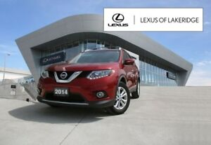 2014 Nissan Rogue SV, AWD, No Accidents, 3rd Row, Navi, Pano Roo