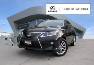 2015 Lexus RX 350 Technology, One Owner, No Accidents, Heads Up