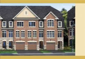 Brand New End Unit Maintenance Free Townhome Awaits You!