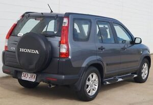 2006 Honda CR-V RD MY2006 Extra 4WD Cosmic Grey 5 Speed Automatic Wagon Bundaberg Central Bundaberg City Preview