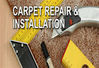 Professional Carpet REPAIR and Re-STRETCHING...
