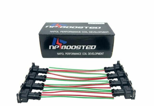 LS1 LS6 LT1 EV1 Fuel Injector Wire Harness Repair Kit w ... Vehicle Wiring Harness Repair on