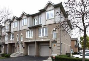 3 bdr 2 wshr townhouse for rent in Mississauga