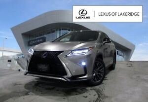 2017 Lexus RX 450h F Sport 3, No Accidents, Exec Demo, Last Chan