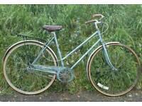 Ladies Dawes traditional vintage townbike