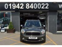 2011 11 MINI COUNTRYMAN 1.6 ONE 5D 98 BHP PEPPER PACK 5DR HATCH. 41-000M MINI SH