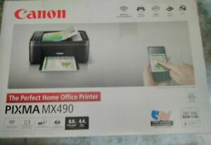 Share Canon PIXMA MX490 Wireless Office All-in-One Printer/Copie