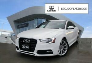 2014 Audi A5 Progressiv, S Line, One Owner, No Accidents, Navi,