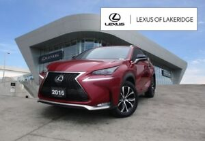 2016 Lexus NX 200t F Sport Series 2, No Accidents, Navigation, L