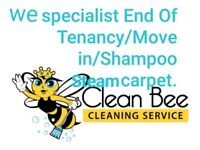 CHEAPEST🐝🏡TOP QUALITY END OF TENANCY/MOVE IN/SHAMPOO STEAM CARPET WASH COVER ALL ESSEX/LONDON/KENT