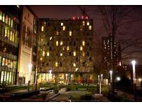 Studio Flat - Vita Student Accommodation - Luxurious & All-Included Bills
