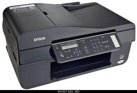 Epson Stylus BX300F A4 Colour Inkjet Printer