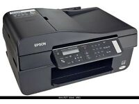 Epson Stylus BX300F A4 Colour Inkjet Printer