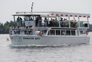 NOW HIRING Tour Boat Captains & Mates
